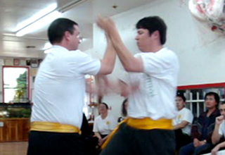 Sifu Pete and Paul Two Man Demo